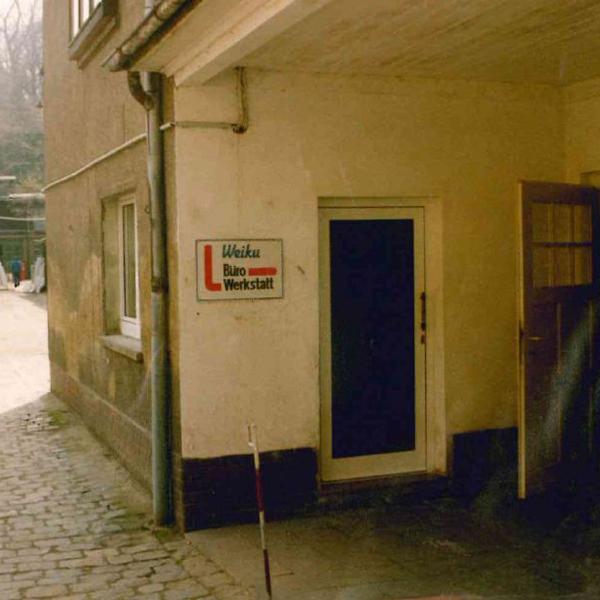 Fundação da Weiku na Alemanha