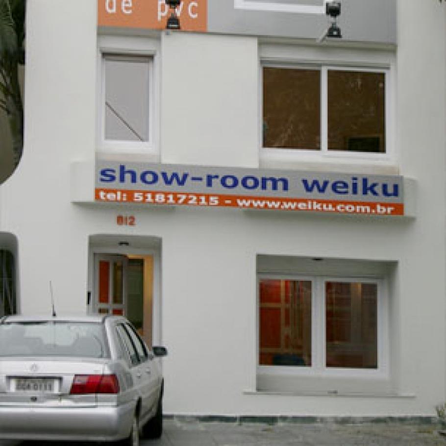 Primeiro Escritório e Showroom