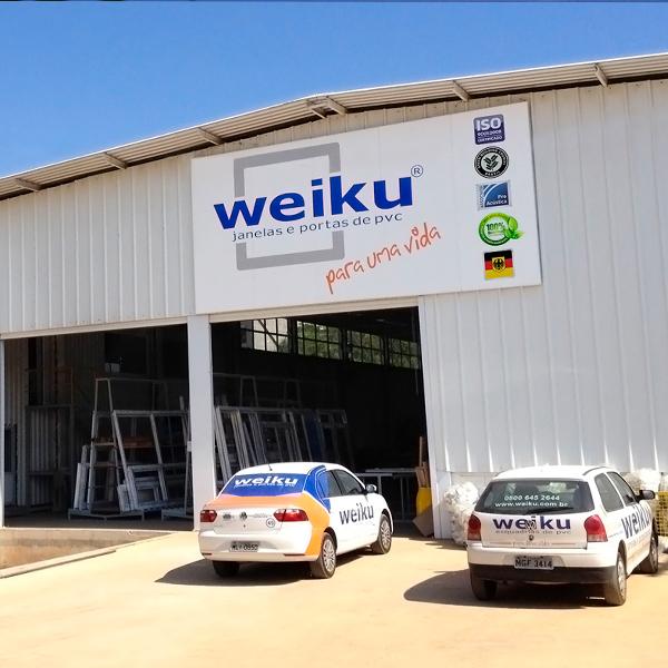 Primeira filial Weiku em Campinas